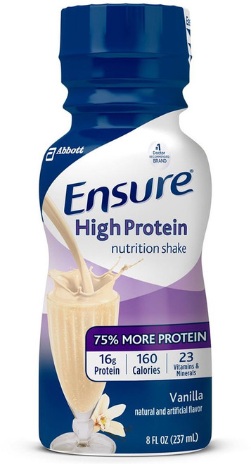 Ensure High Protein Shake, Bottle