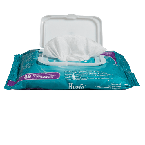 Hygea Flushable Personal Wipes
