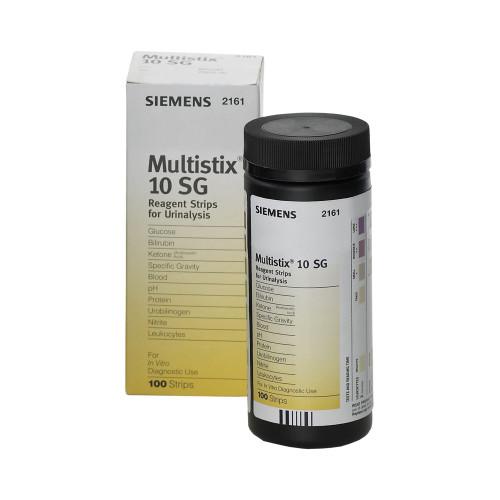 Multistix Regent Urinalysis Test Strips, 10336425-EAEA, 1 Bottle