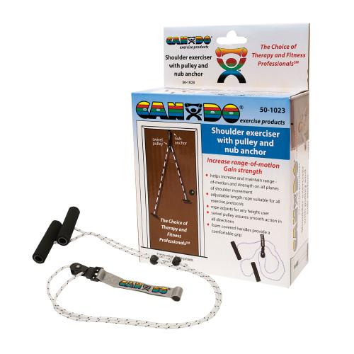 CanDo Physical Therapy Shoulder Exerciser, 50-1023-EA1, 1 Exerciser