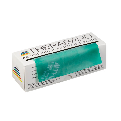 Thera-Band Physical Therapy Resistance Band, 10-1002-EA1, 1 Resistance Band