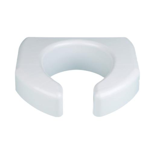 Maddak Basic Open Front Elevated Toilet Seat, 725790000-EA1, 1 Seat