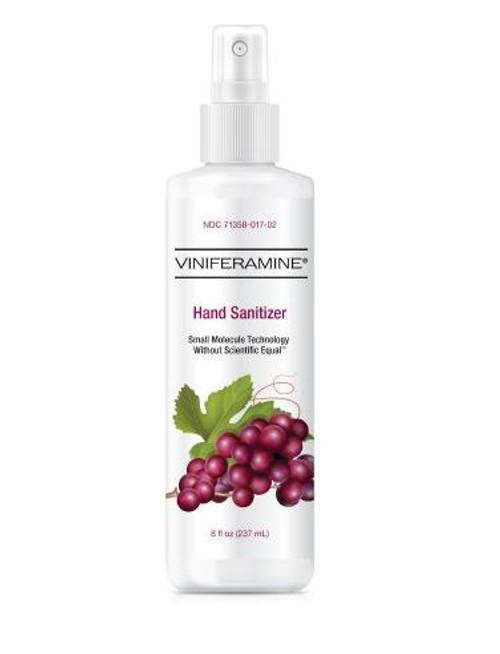 Viniferamine Liquid Hand Sanitizer, Pump Bottle