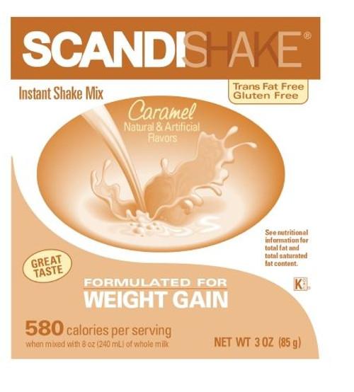 Scandishake Oral Supplement Powder, Individual Packets