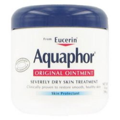 Aquaphor Advanced Therapy Hand and Body Moisturizer, Jar, Unscented, 14 oz. , 72140003147, 1 Jar