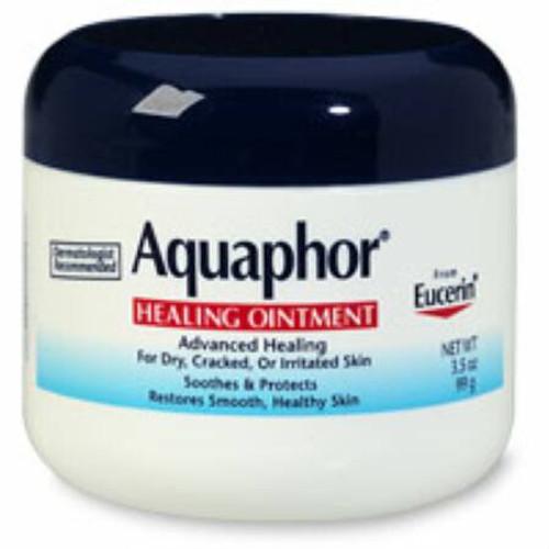 Aquaphor Advanced Therapy Hand and Body Moisturizer, Jar, Unscented, 3.5 oz. , 01035610110, 1 Jar