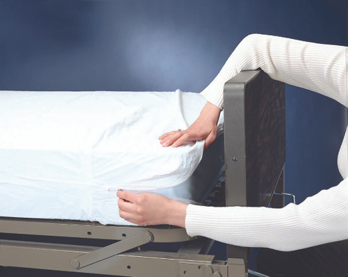 Graham-Field PVC Plastic Mattress Cover For Twin Size Mattresses, 3862-1, 1 Cover