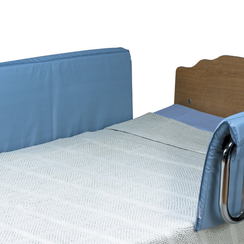 Skil-Care Classic Bed Side Rail Bumper Pad, Multiple Sizes, 401090, 1 X 15 X 37 Inch - 1 Each