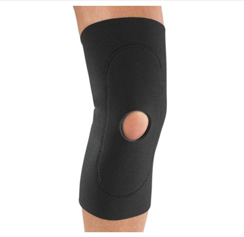 """ProCare Pull-On Knee Support, Left or Right Knee, Black, 79-82017, Large (20.5-23"""") - 1 Brace"""