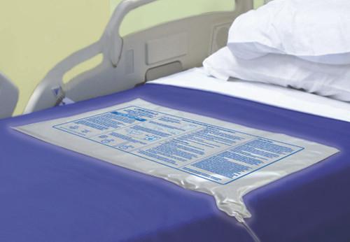 "Smart Caregiver Bed Pressure Pad, TB-90R, 10 X 30"" - 1 Pad"