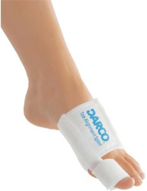 TAS Toe Splint, Strap Closure Left or Right Foot, TAS, One Size Fits Most