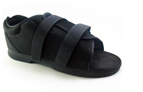 Darco Softie Black Post-Op Shoe, Male, HD-PO-CL6, Medium (8.5-10)