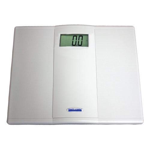 Health O Meter Digital Audio Display Floor Scale, 895KLT, 550 lb Capacity - 1 Scale