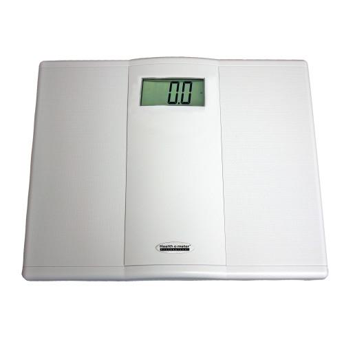 Health O Meter Digital Audio Display Floor Scale, 894KLT, 400 lb Capacity - 1 Scale
