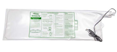 """Smart Caregiver Bed Alert Sensor Pressure Pad, PPB-45R, 10 x 30"""" - 1 Pad"""