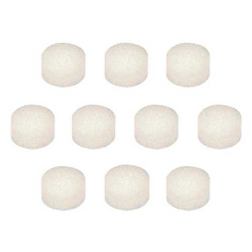 Drive Medical Nebulizer Replacement Filter, 18090F, Bag of 10