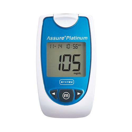 Assure Platinum Blood Glucose Meter , 500001, 1 Meter