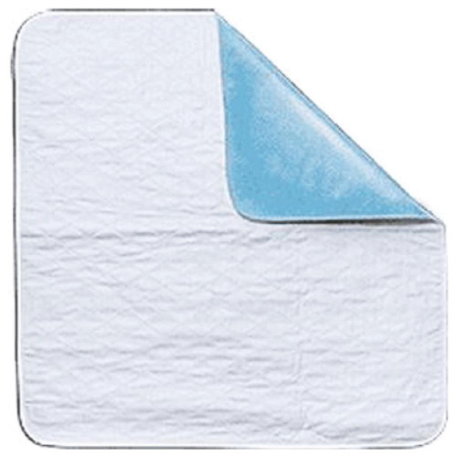 """ReliaMed Reusable Underpad, Moderate Absorbency, ZRUP3436R, 34 X 36"""" - Case of 10"""