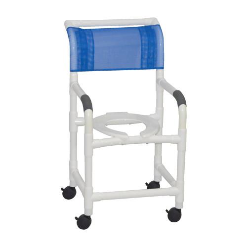 MJM International Superior Shower Chair, 118-3, 1 Each