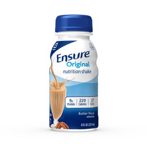 Ensure Original Nutritional Shake, 8 oz., Butter Pecan