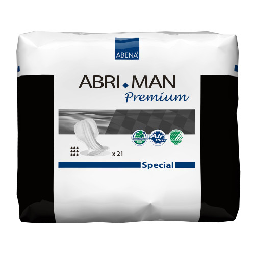 Abena Abri Man Premium, Heavy Absorbency, 300744, Special - Bag of 21