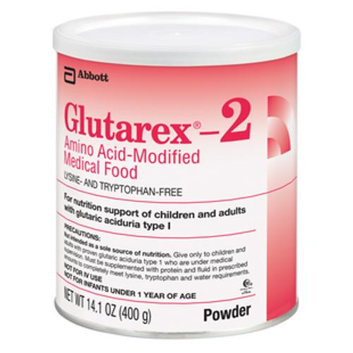 Glutarex-2 Amino Acid-Modified Medical Food Powder, 14.1 oz., 67038, 1 Each