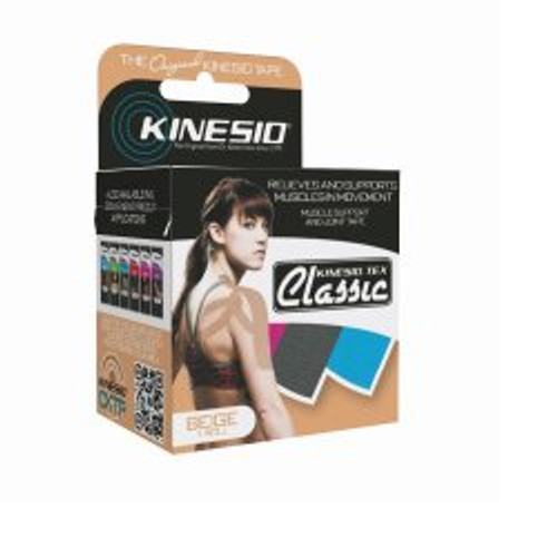 Kinesio Tex Classic Kinesiology Tape, 2 inch x 4.4 yard, 24-4890, 1 Roll