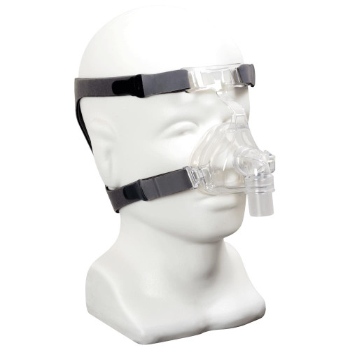 DreamEasy CPAP Mask with Headgear, CPM-DENSK, Small - 1 Each