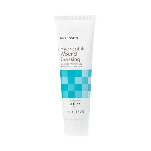 McKesson Hydrophilic Wound Dressing, 3 oz., 61-SPD03, 1 Each
