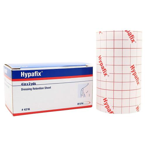 "Hypafix Dressing Retention Sheet, 4"" X 2 yd, 4216, 1 Each"