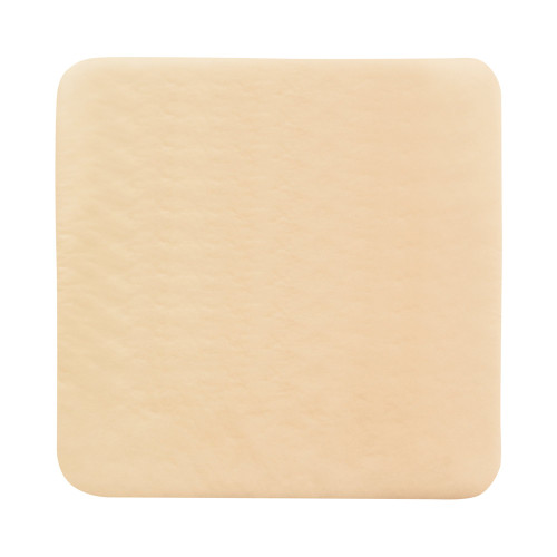 """McKesson Lite Hydrocellular Foam Dressings Silicone Adhesive without Border, 6 X 6"""", 4894, Box of 10"""