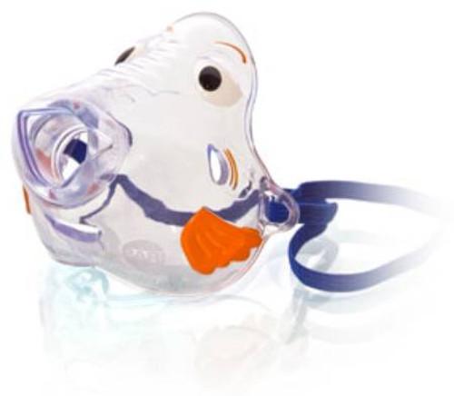 Bubbles The Fish Elongated Style Pediatric Aerosol Mask, 044F7248, 1 Each
