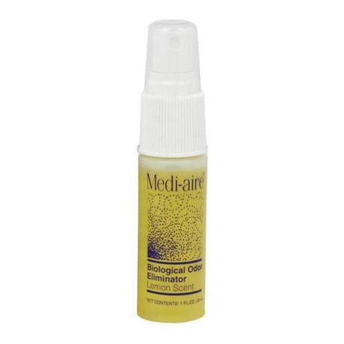 Medi-aire Biological Odor Eliminator, Lemon Scent, 7000L, 1 Each