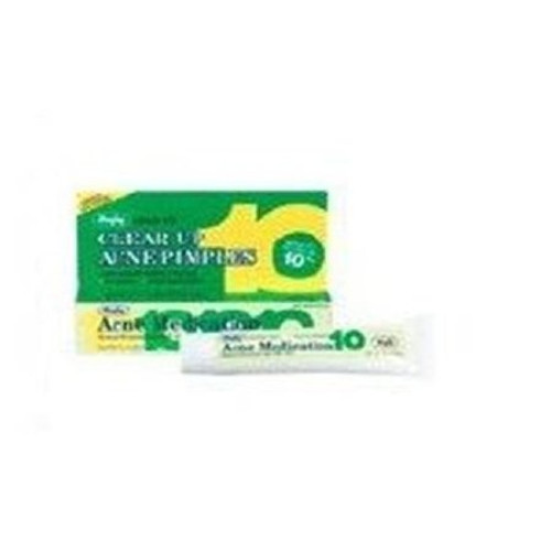 Rugby Acne Medication Cream, 1.5 oz., 00536105656, 10% Strength - 1 Each