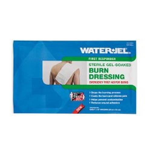"Water-Jel First Responder Sterile Gel-Soaked Burn Dressing, 8 X 18"", B0818-20.00.000, Case of 20"