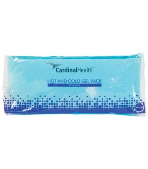 "Cardinal Reusable Hot & Cold Gel Pack, 80104, Large (6 X 9"") - Case of 24"
