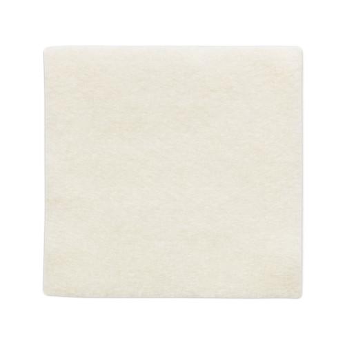 "Molnlycke Melgisorb Ag Calcium Alginate Dressing with Silver, 4 X 4"", 255100, Box of 10"