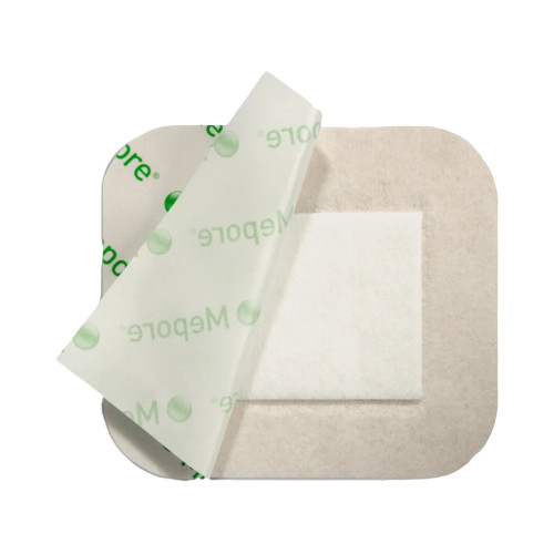 """Mepore Pro Absorbent Dressing, 3.6 X 8"""", 671190, Box of 30"""