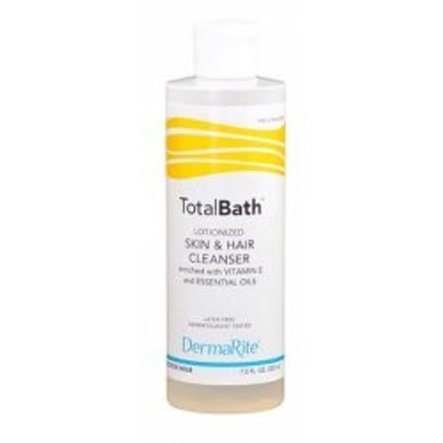 TotalBath Lotionized Skin & Hair Cleanser, 0031, 1 gal. - Case of 4