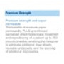 Covidien Wings Quilted Premium Strength Underpads - Maximum
