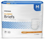 McKesson Lite Diapers with Tabs - Light