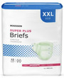 McKesson Stay Dry Breathable Diapers with Tabs - Regular