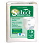 Select Diapers with Tabs - Heavy