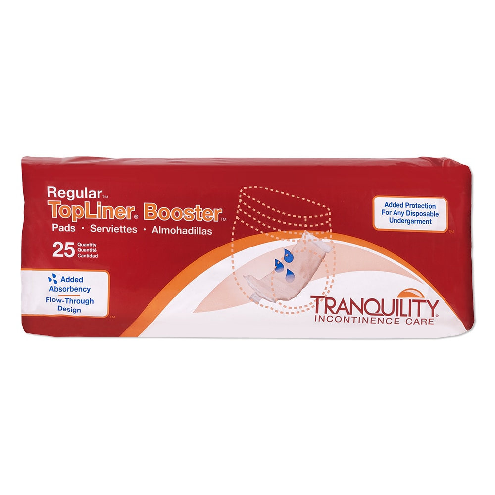 incontinence liner pads