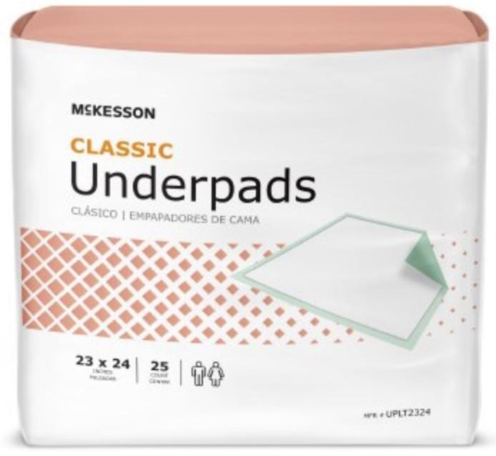 McKesson Underpads, Lite