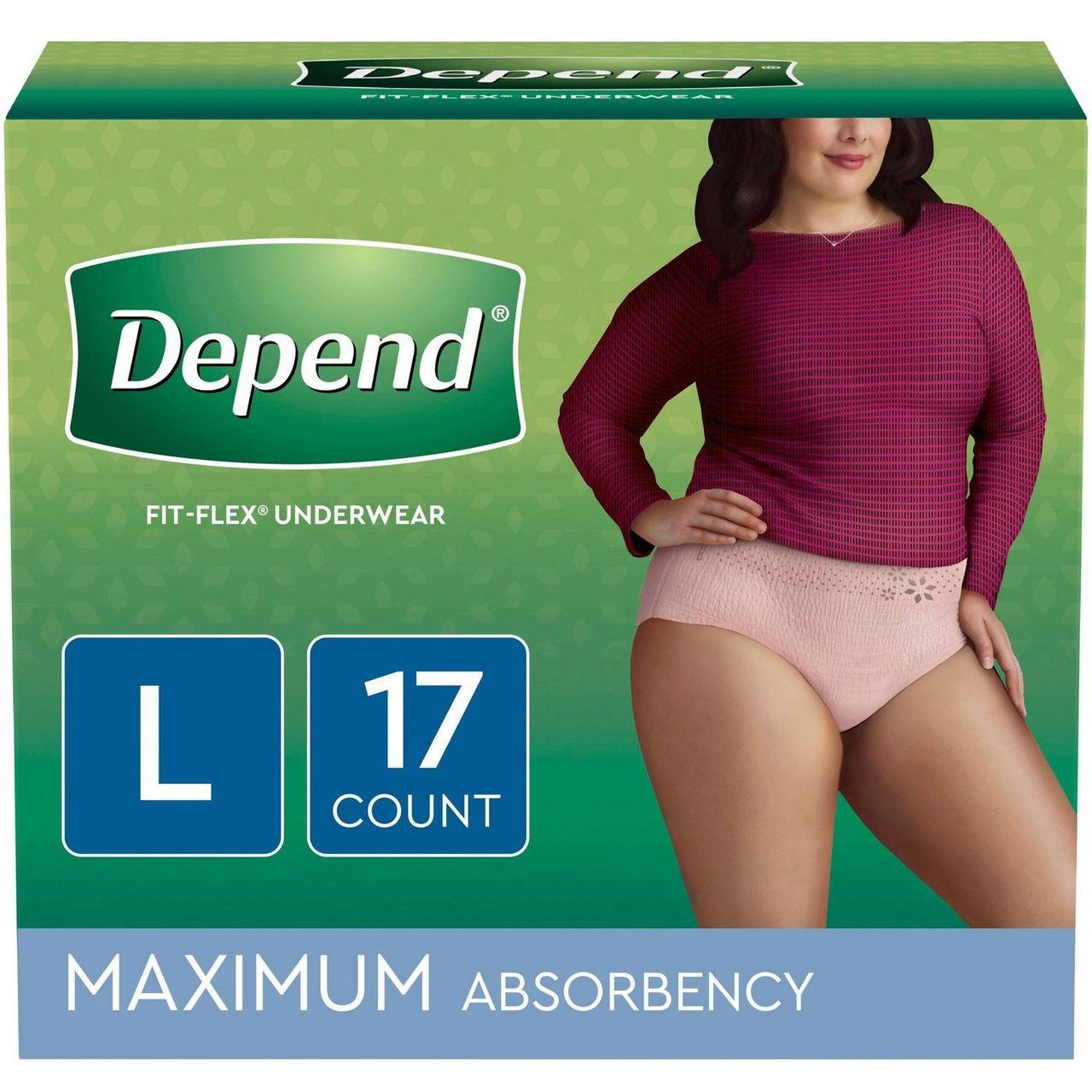 Depends for women