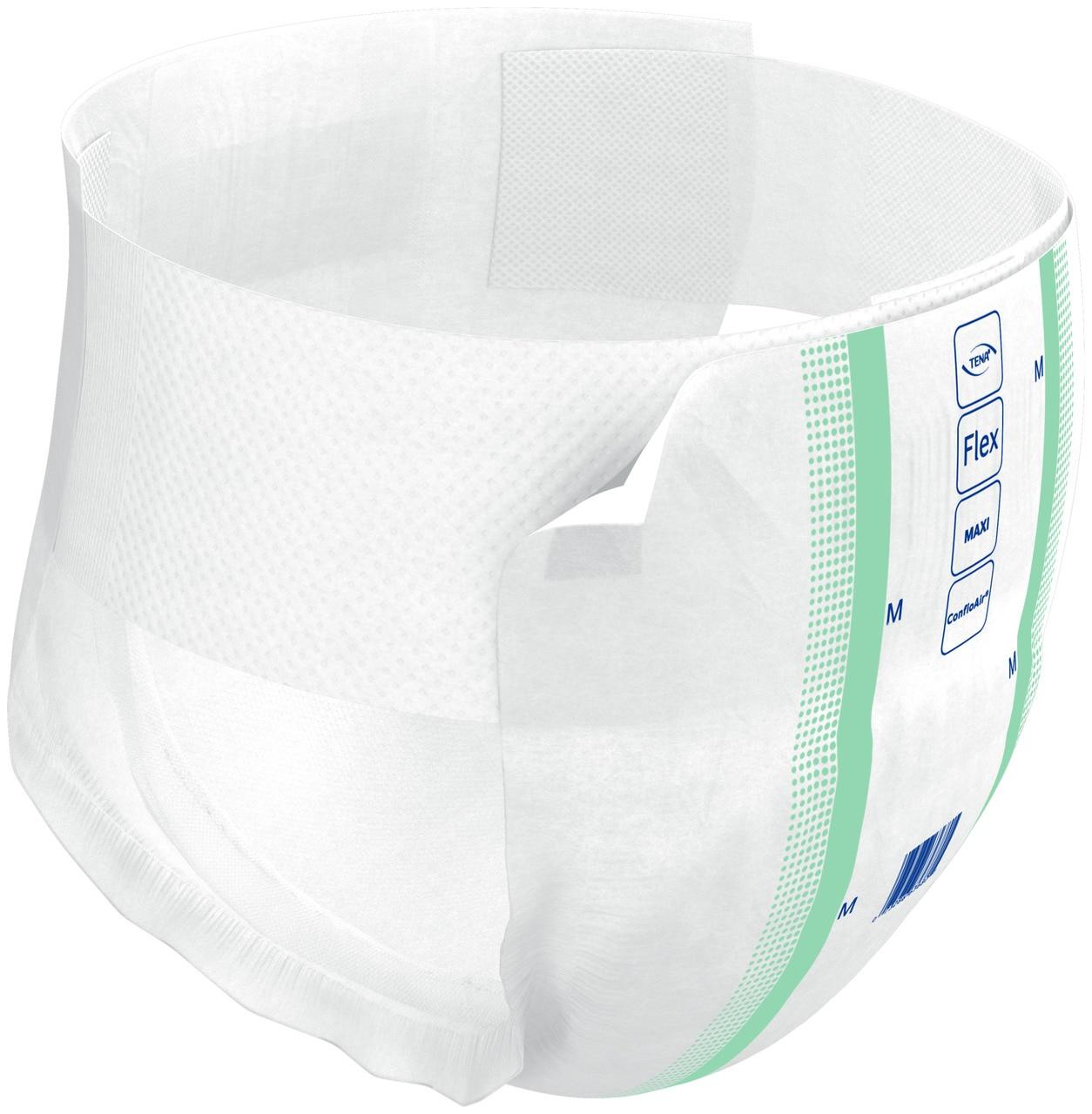 TENA ProSkin Flex Maxi Adult Diapers, Maximum Absorbency
