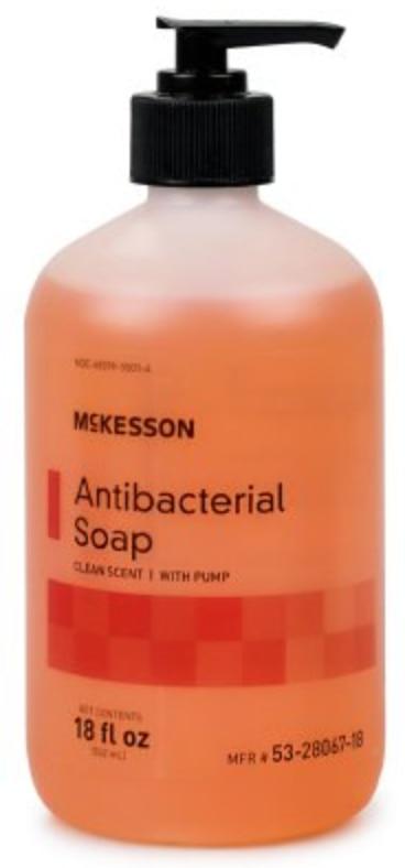 McKesson Antibacterial Soap Liquid