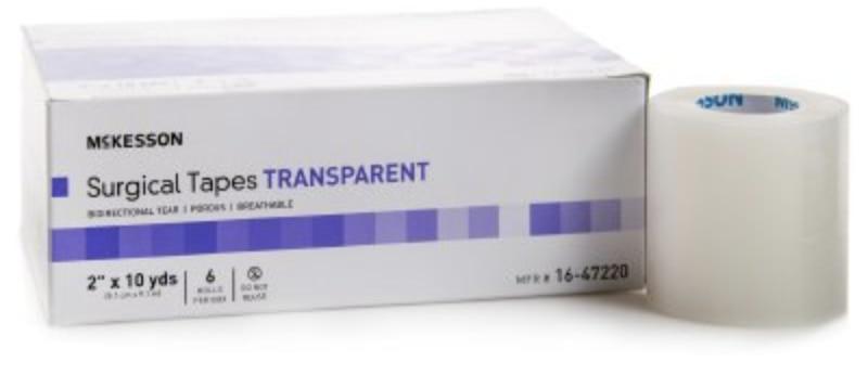 McKesson Medical Plastic Tape