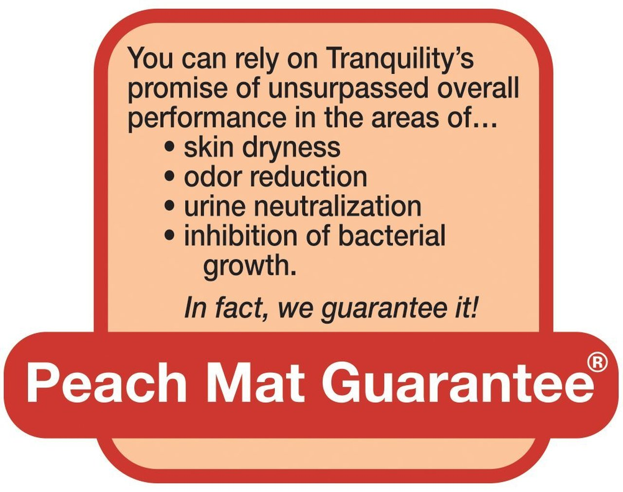 Tranquility Bariatric Disposable Adult Diapers with Tabs, Maximum